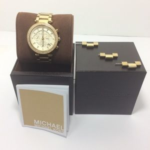 Michael Kors Watch Parker Chronograph MK5354